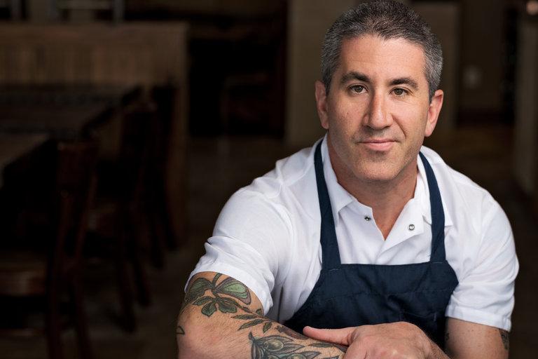 Israeli-born chef strikes gold with top U.S. prize