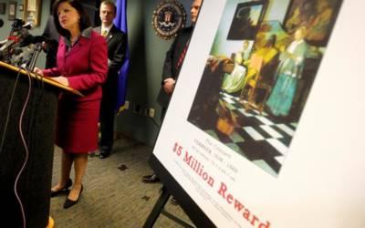 Boston art heist solved? Nope, just fraud attempt, prosecutors say