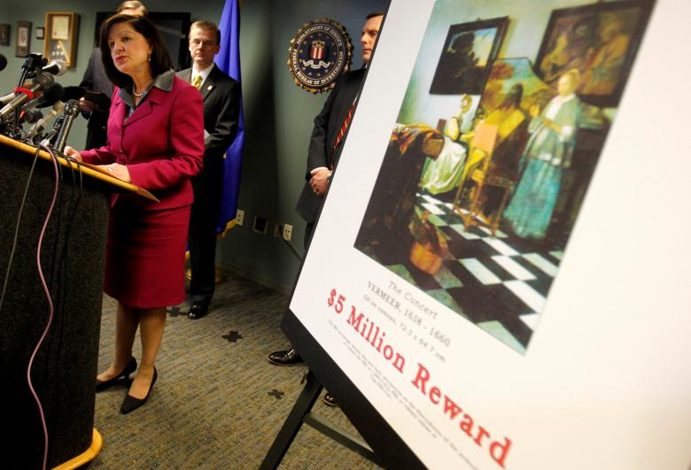 Boston art heist solved? Nope, just fraud attempt, prosecutors say