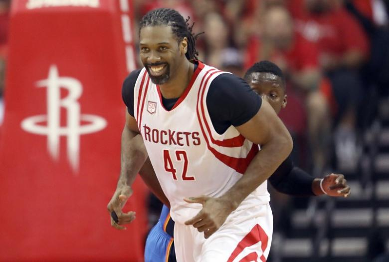 Rockets Nene out for rest of playoffs with groin injury