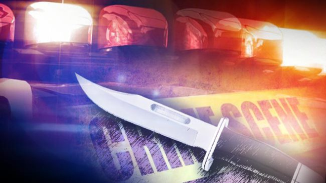 Argument leads to stabbing at central Las Vegas apartment
