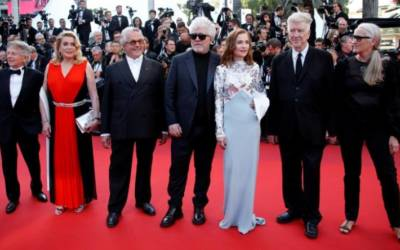 Jane Campion, only female Cannes laureate, brings cop drama to Riviera