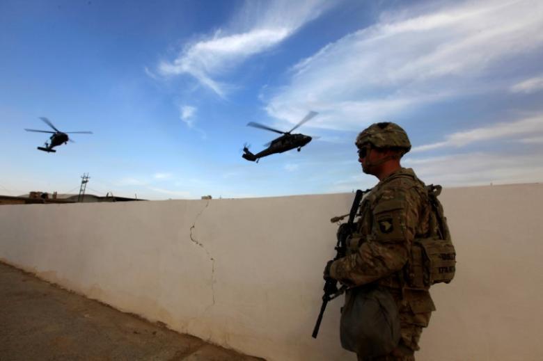 U.S. defense budget sees modest increase despite hawkish rhetoric