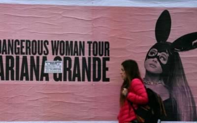 Singer Ariana Grande suspends concert tour following Manchester attack