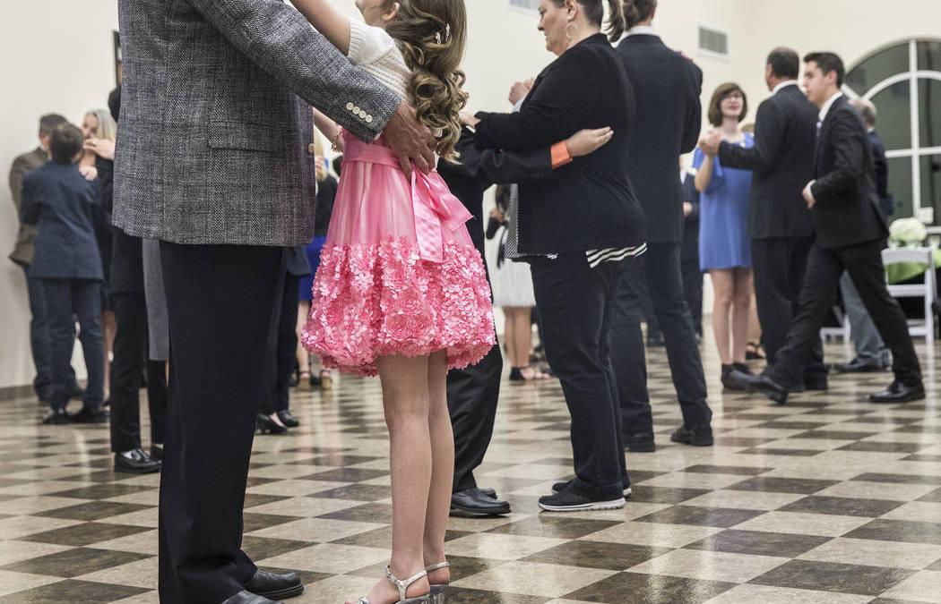Cotillion brings social traditions to Las Vegas children
