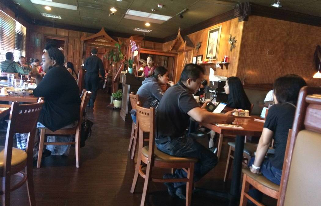 Summerlin's Pin Kaow Thai is easy to miss but worth the visit