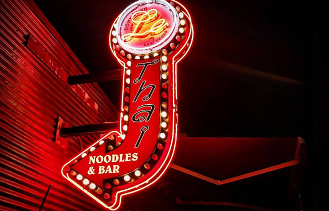 Several new dining spots pop into downtown Las Vegas