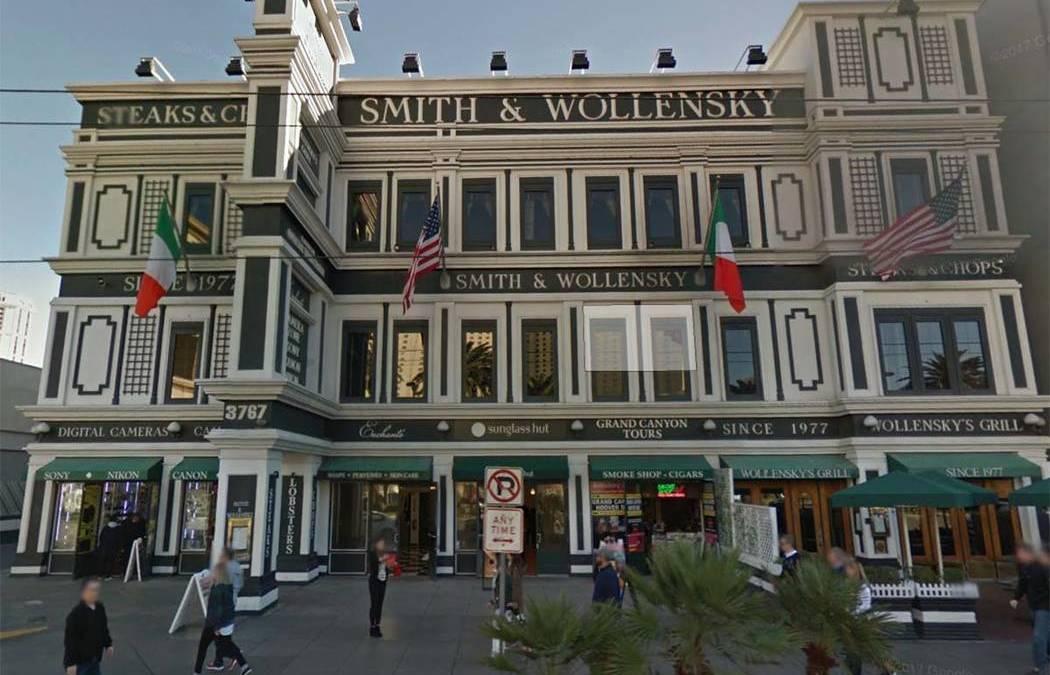 Smith & Wollensky announces May 27 closure on Las Vegas Strip