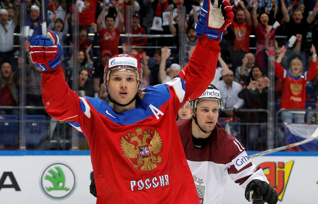 Golden Knights sign Russian free agent Vadim Shipachyov