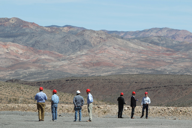 Budgets approved to fight Yucca Mountain