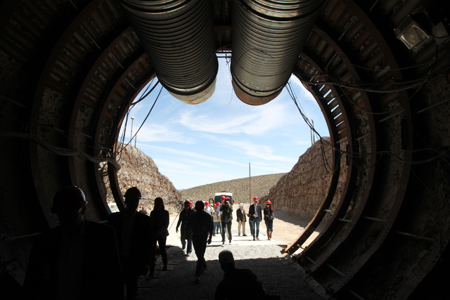 Yucca Mountain resolution deemed vital, Nevada assemblyman says