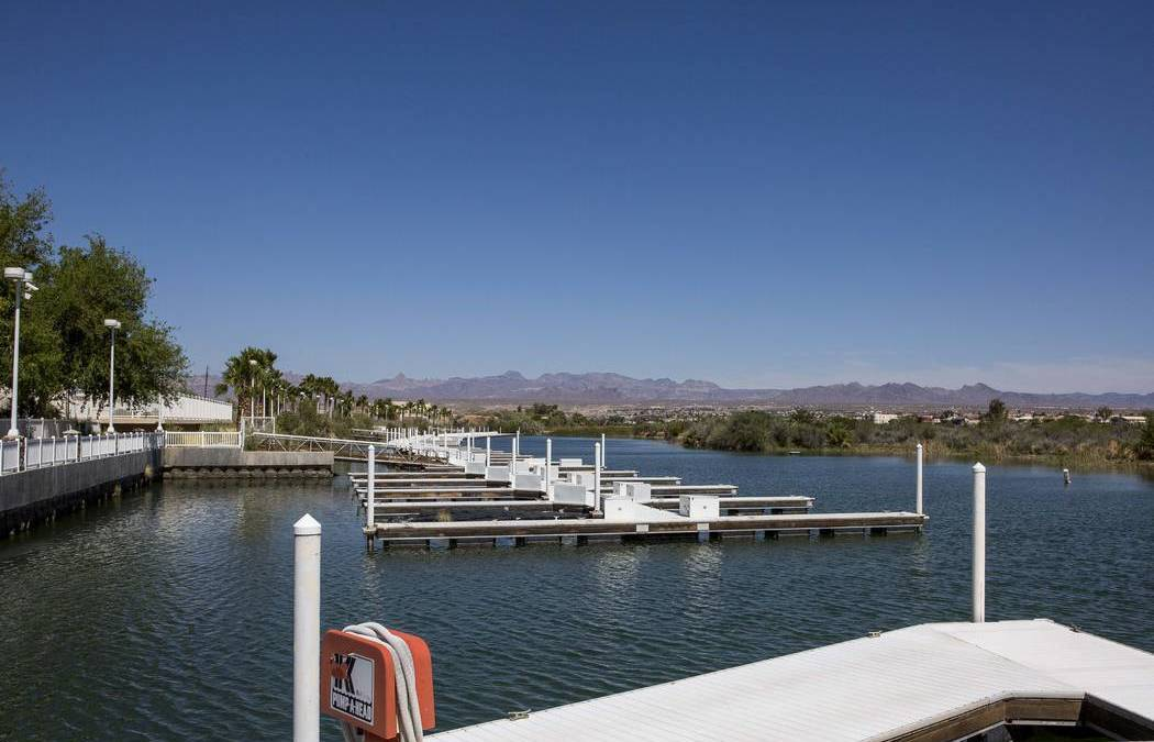 Developer hopes to write new chapter for Laughlin Bay Marina