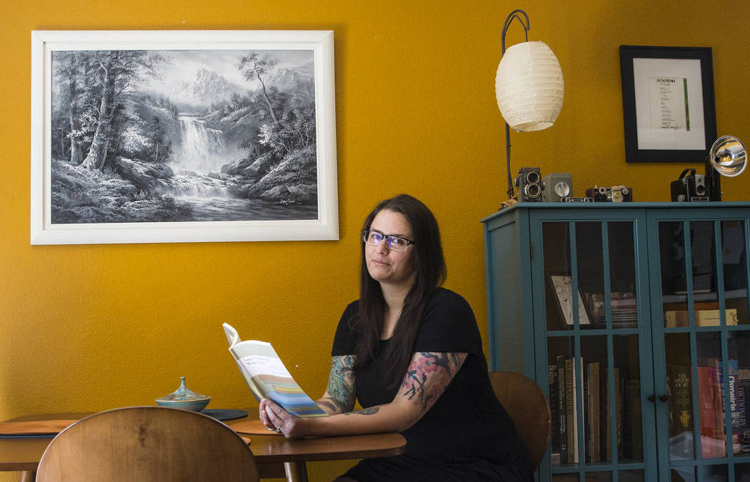 """""""Legs of Tumbleweed, Wings of Lace"""" celebrates the work of Nevada's woman writers"""