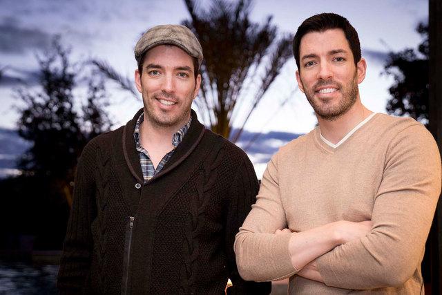 The Property Brothers talk Sundays at home, landscape advice