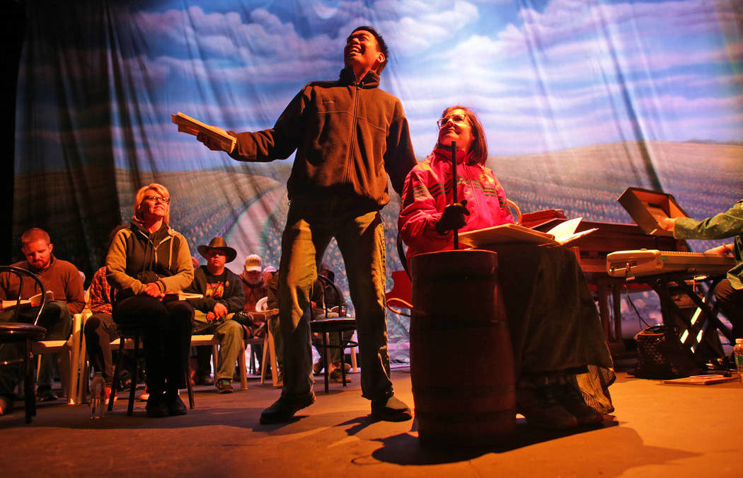 Super Summer Theatre 2017 kicks off with sold-out 'Oklahoma!'