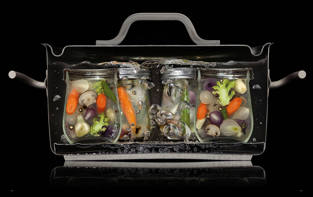 'Modernist Cuisine' gallery shows food in new perspective
