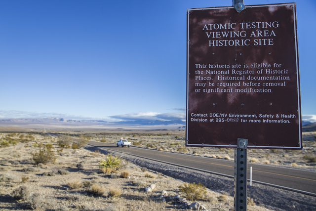 Desert Research Institute wins new contract for work at Nevada National Security Site