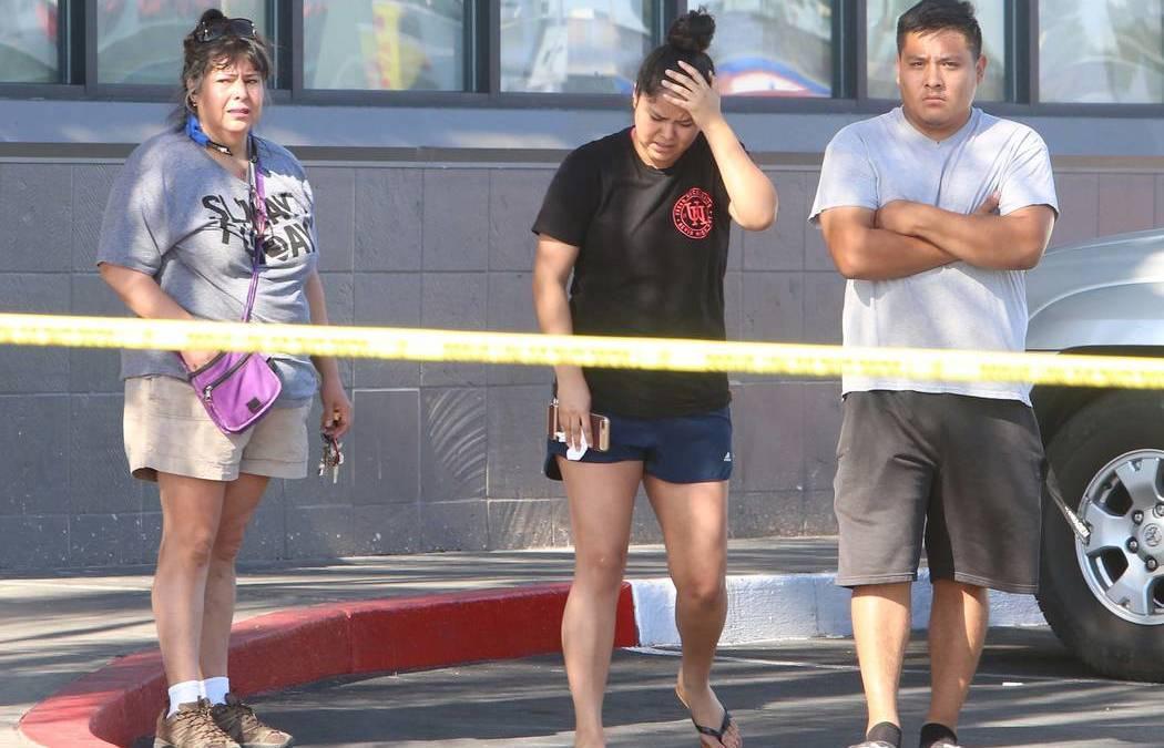 1 man dead in shooting at North Las Vegas 7-Eleven