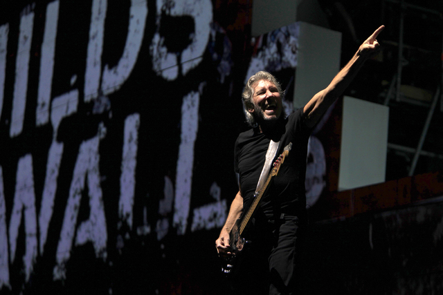 Roger Waters to bring 'Us + Them Tour' to T-Mobile Arena