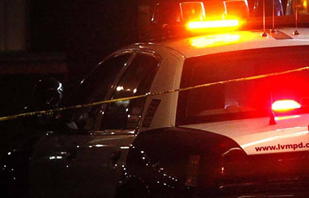 Man dies in crash in eastern Las Vegas Valley