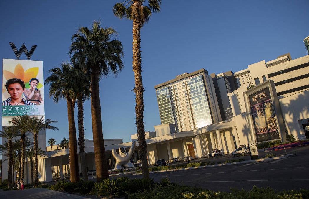 SLS Las Vegas, formerly Sahara, sold to Reno casino owners