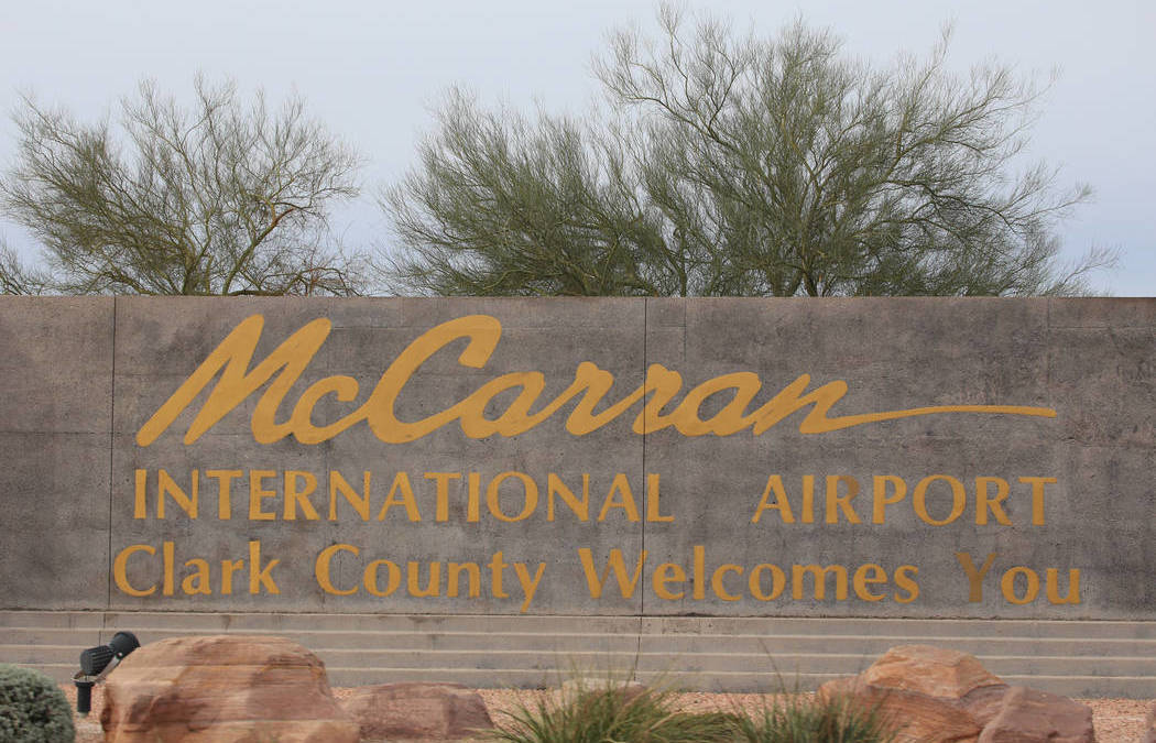 Overnight work to lengthen trips to McCarran airport next week