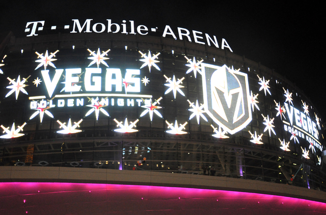 Vegas Golden Knights reveal date for home opener