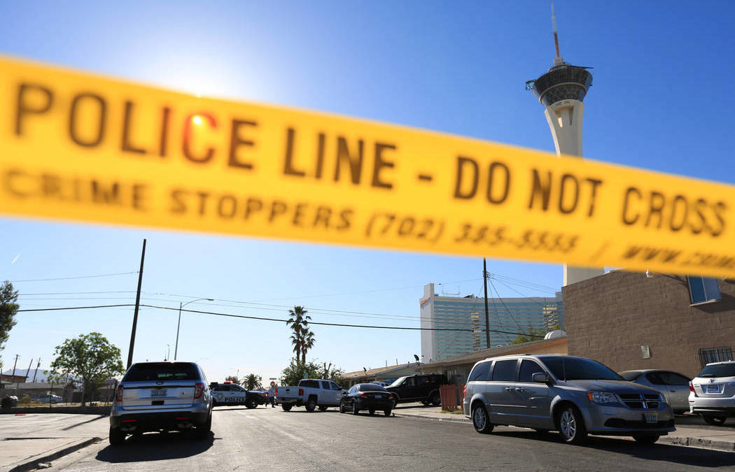 Man dead after being shot in early May in central Las Vegas