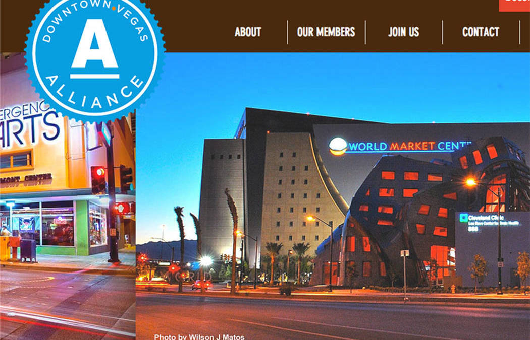 Downtown Vegas Alliance getting new staff member, location