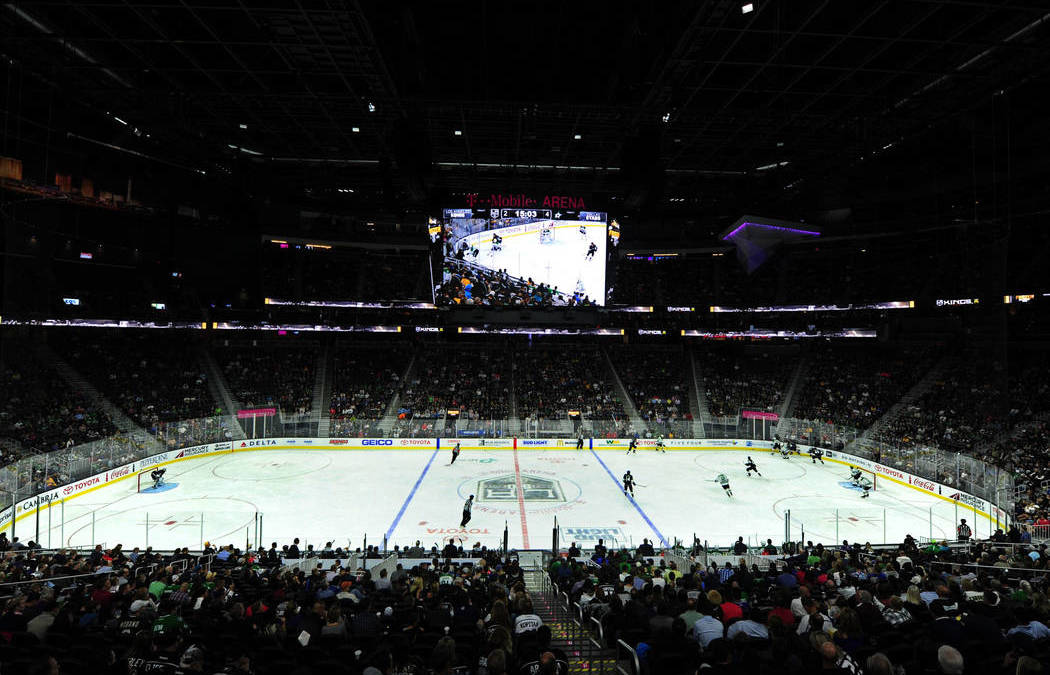 Golden Knights may need to leave Las Vegas for potential NHL outdoor game