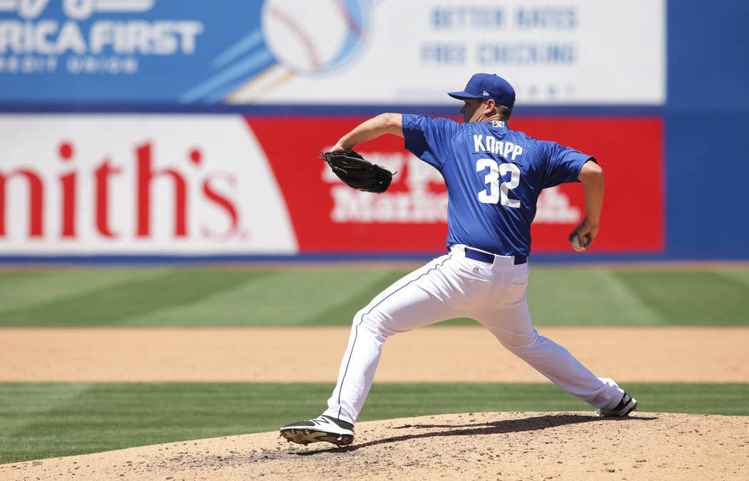 51s earn 10-5 win over El Paso with good start, great finish