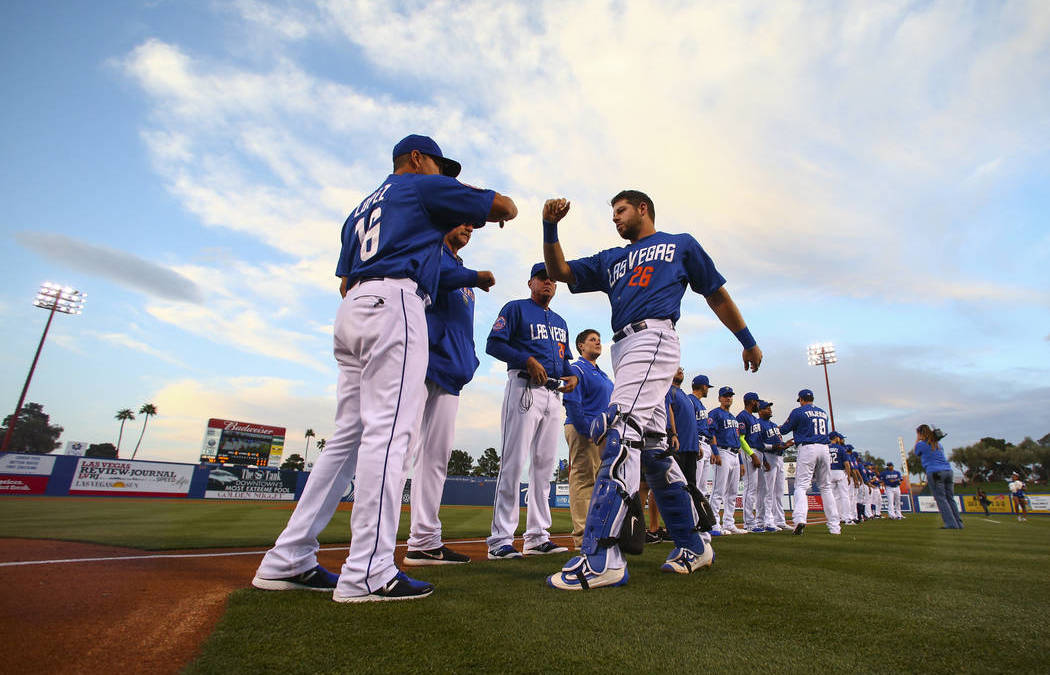 Las Vegas 51s head out on difficult road trip