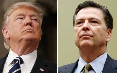 With Comey Gone Trump Has Clear But Dangerous Path To Drain The D.C. Swamp