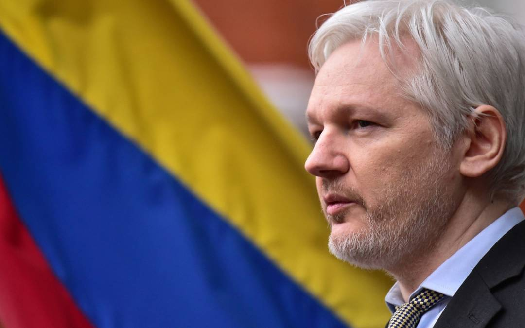 Sweden Withdraws Arrest Warrant for Julian Assange, but he Still Faces Serious Legal Jeopardy