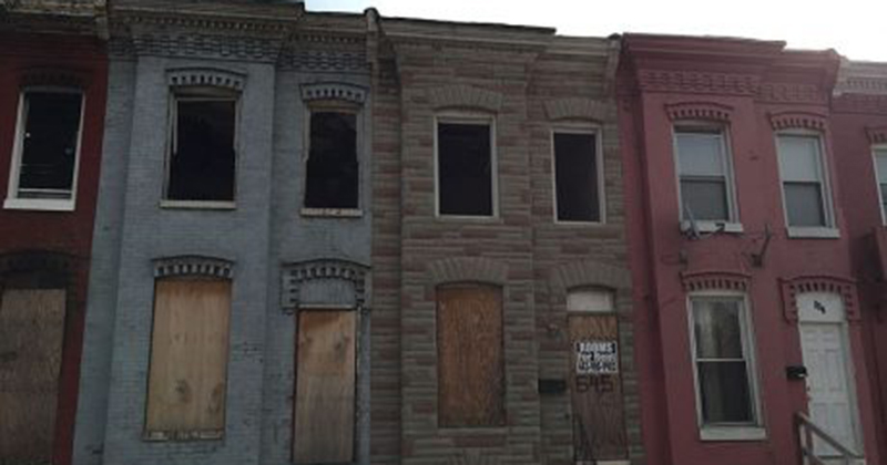 Baltimore Has Become A Rotting, Decaying War Zone As A Raging Opioid Epidemic Eats Away At The City Like Cancer