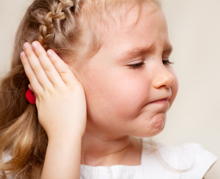 Do kids need ear tubes for infections and fluid buildup?