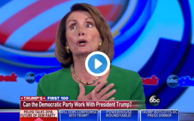 CONFUSION: Pelosi again thinks Bush is still president