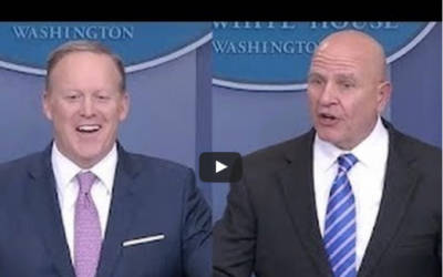 PRESS CONFERENCE: Sean Spicer and HR McMaster Regarding Classified Information to Russians