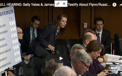 FULL HEARING: Sally Yates & James Clapper Testify About Flynn/Russia and Interference in Election