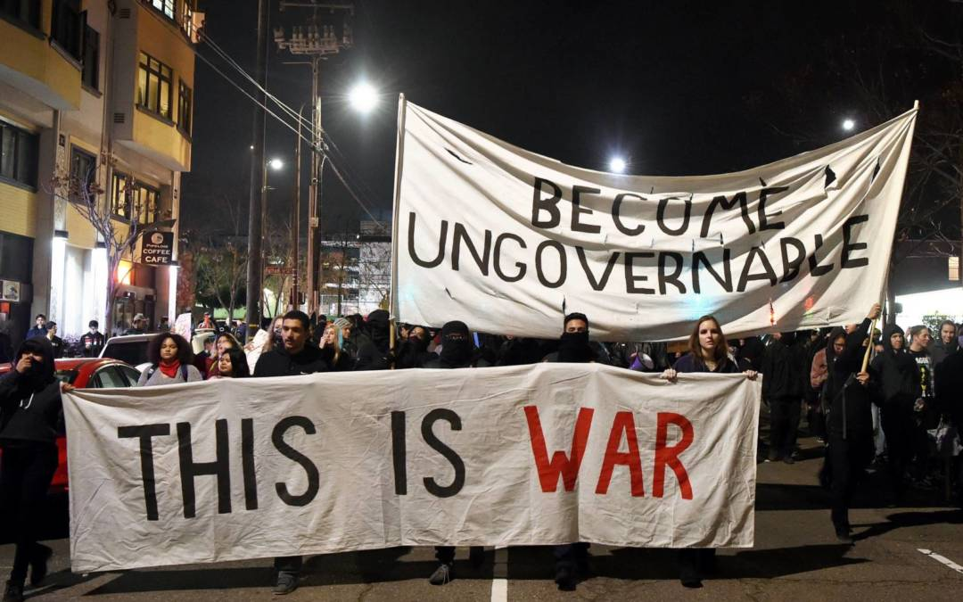 America's universities have become training camps for violent left-wing extremism