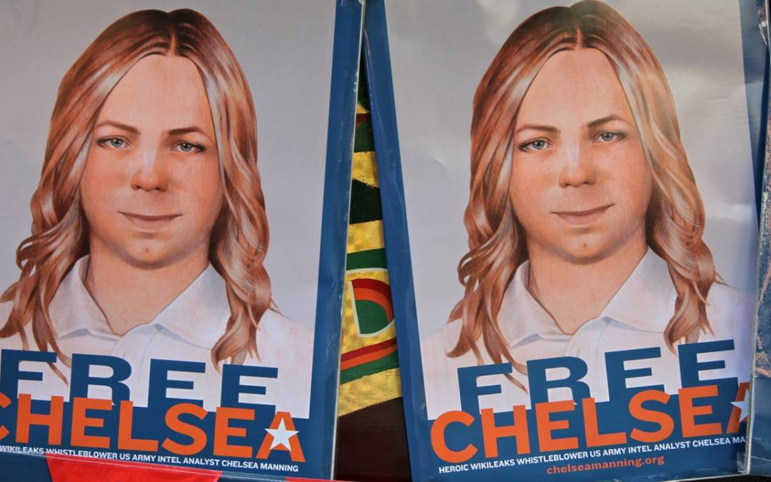 Chelsea Manning is a Free Woman: Her Heroism Has Expanded Beyond Her Initial Whistle-Blowing