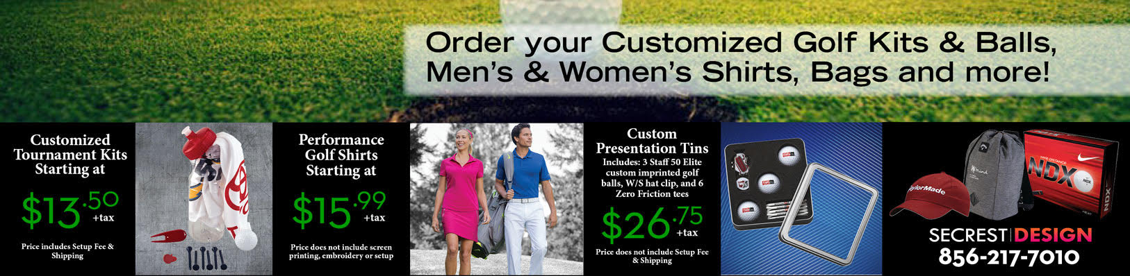 custom-golf-kits Golf Golf [your]NEWS