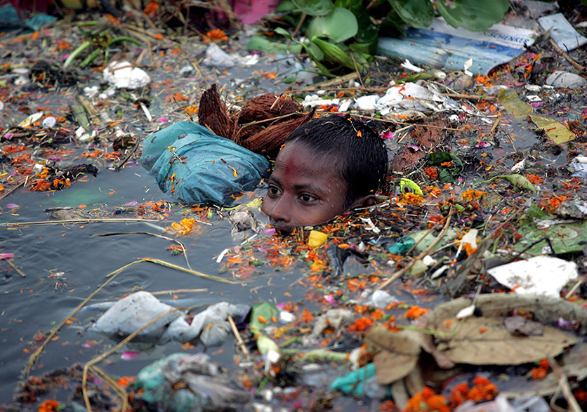 water pollution in the jamaican society