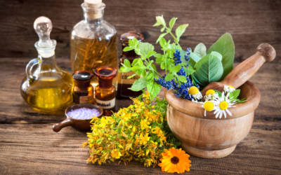 5 Essential oils to stop spring allergies