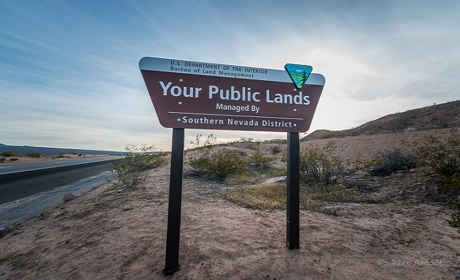 Public Lands day gets a date in Nevada