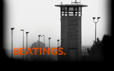 The man inside: Four months as a prison guard