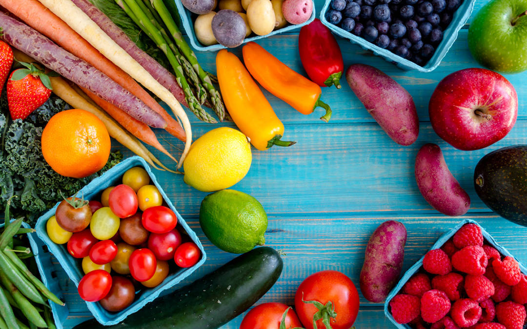 For healthier arteries, eat more fruits and vegetables