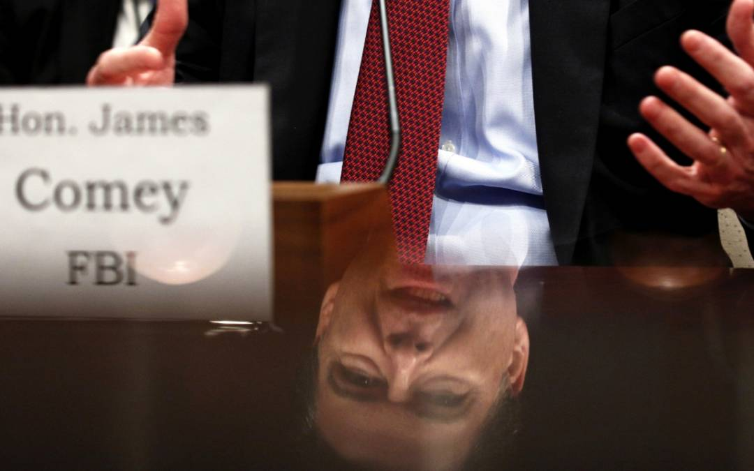 Don't Lionize James Comey. The FBI Did Some Terrible Things Under Him.