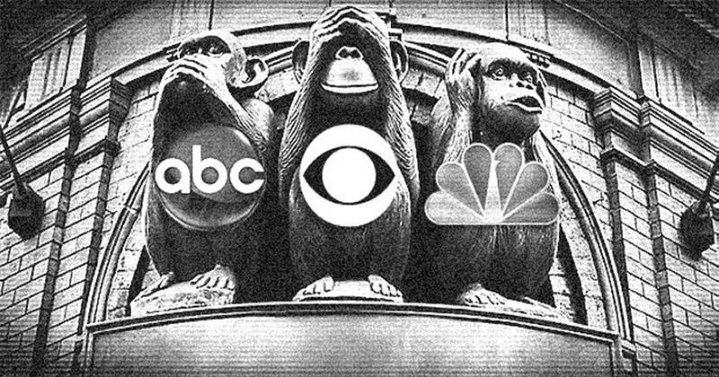 Mainstream Media Propaganda, from Khalidi Tape to 'Nut Job'