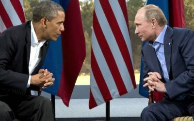 Last Year, Obama Offered to Share U.S. Intelligence With Russia, and the Mainstream Media Was Fine With It